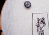How to use the needle minder