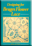 Designin for Bruges Flower Lace